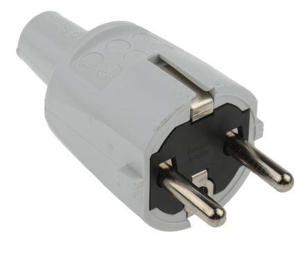 Plug Schuko S-2076
